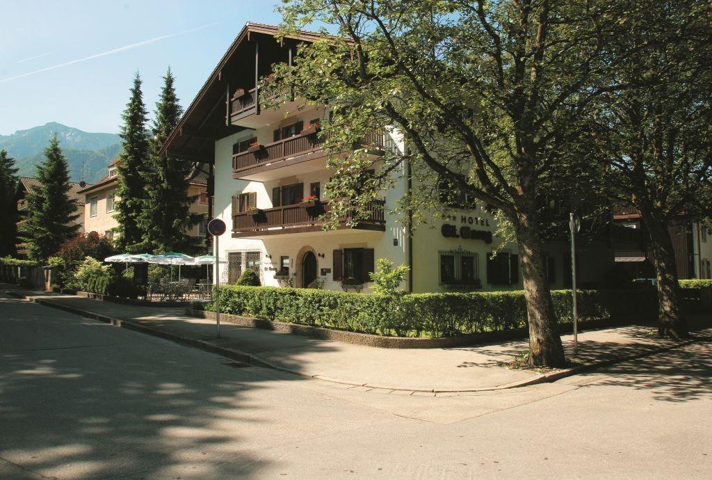 Hotel St. Georg, Hotel in Bad Reichenhall bei Ramsau