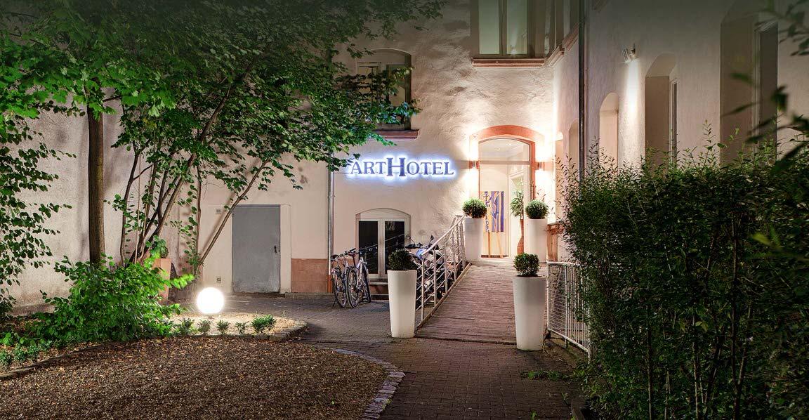 ArtHotel City, Hotel in Nürnberg-Gostenhof