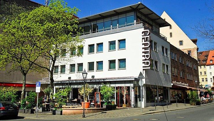 Hotel Central, Hotel in Nürnberg