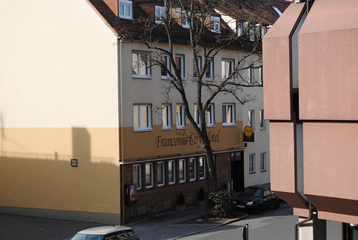Franconia City Hotel, Hotel in Nürnberg bei Fürth
