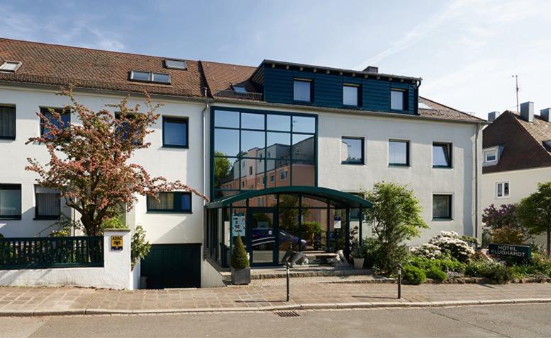 HOTEL KLUGHARDT, Pension in Nürnberg-Erlenstegen bei Schwaig