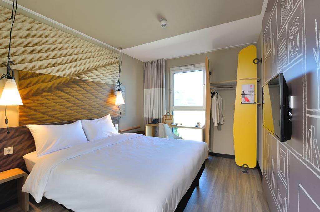 München: Hotel ibis Muenchen City Ost