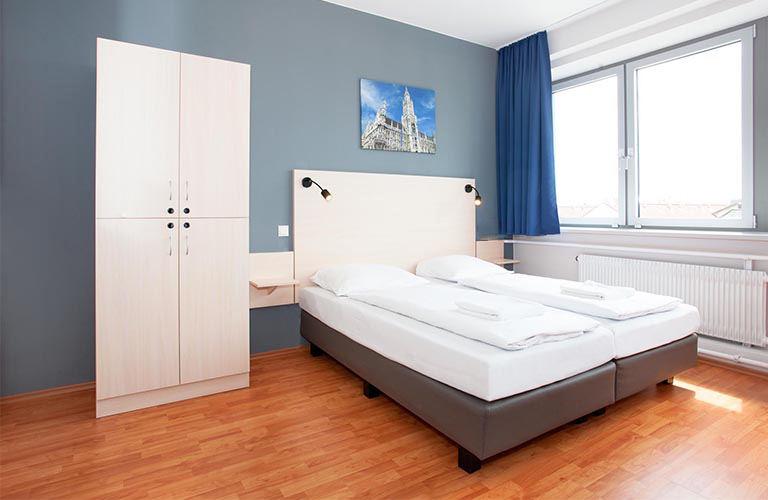 München: A & O Hotel und Hostel München Laim