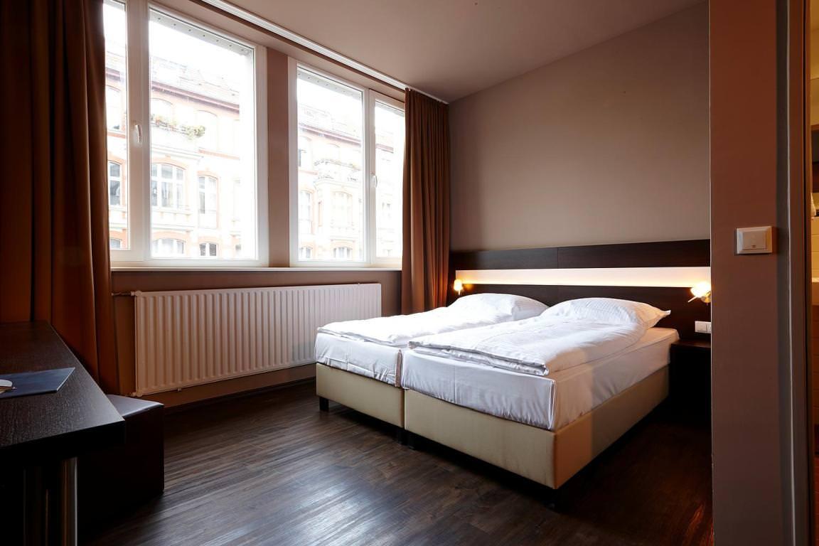 München: Smart Stay Hotel Schweiz