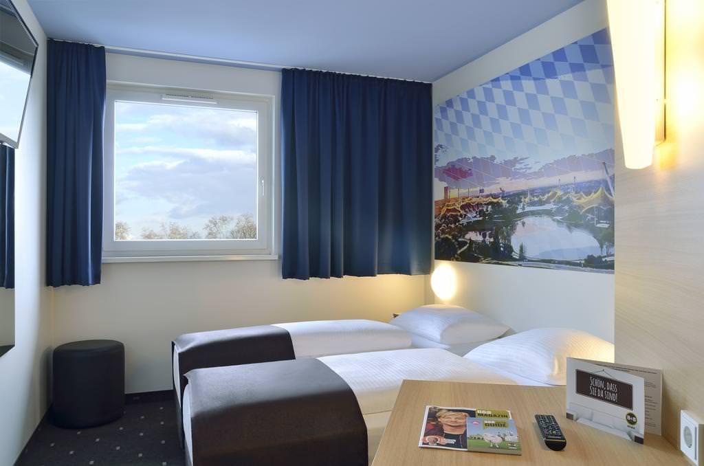 München: B&B Hotel München City-Nord