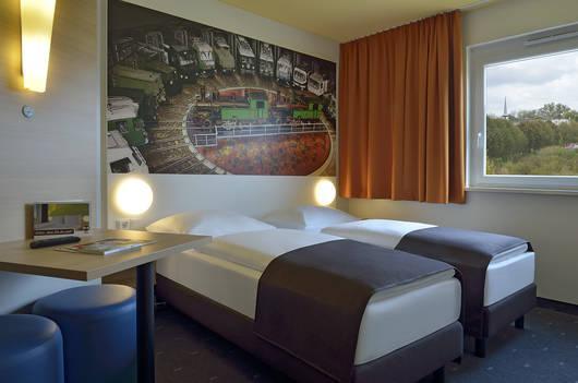 Augsburg:  B&B Hotel Augsburg