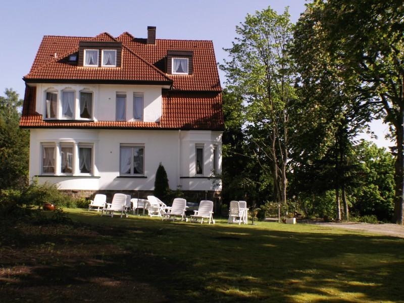 Hotel Pension Villa Holstein, Hotel in Bad Salzuflen bei Detmold