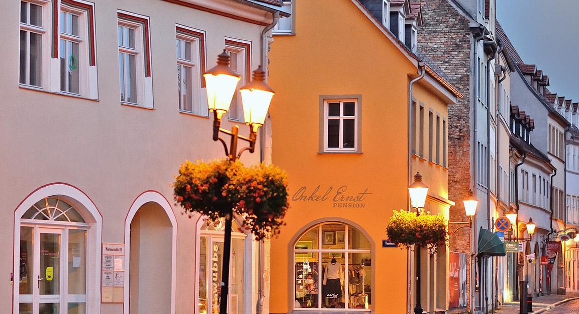 Pension und Ferienwohnung Onkel Ernst, Monteurzimmer in Naumburg bei Braunsbedra