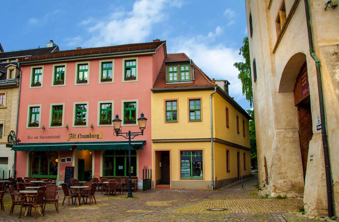 Pension & Restaurant Alt Naumburg, Monteurzimmer in Naumburg bei Braunsbedra