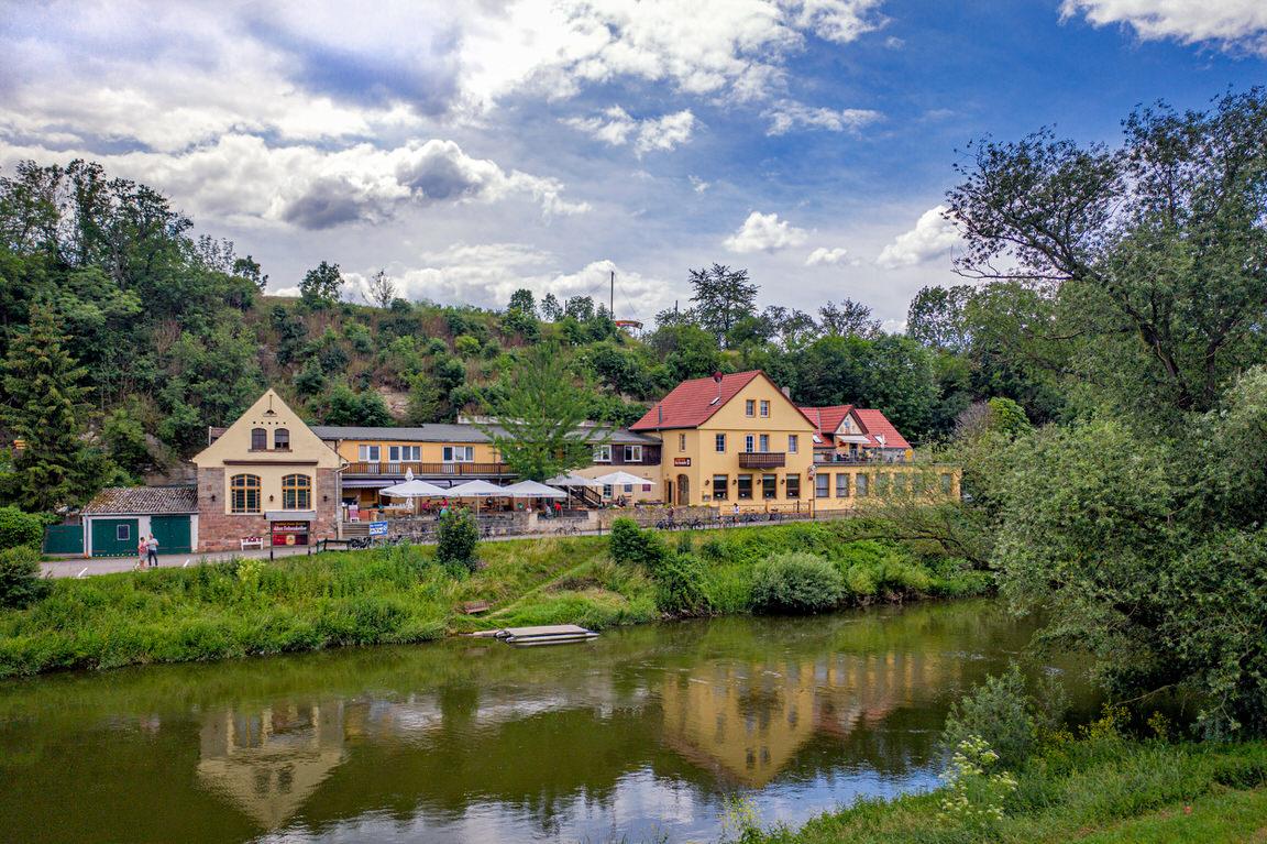 Pension Alter Felsenkeller, Monteurzimmer in Naumburg bei Braunsbedra