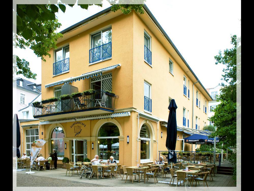 Kurparkhotel Das Kleinod, Hotel in Bad Kissingen bei Gochsheim
