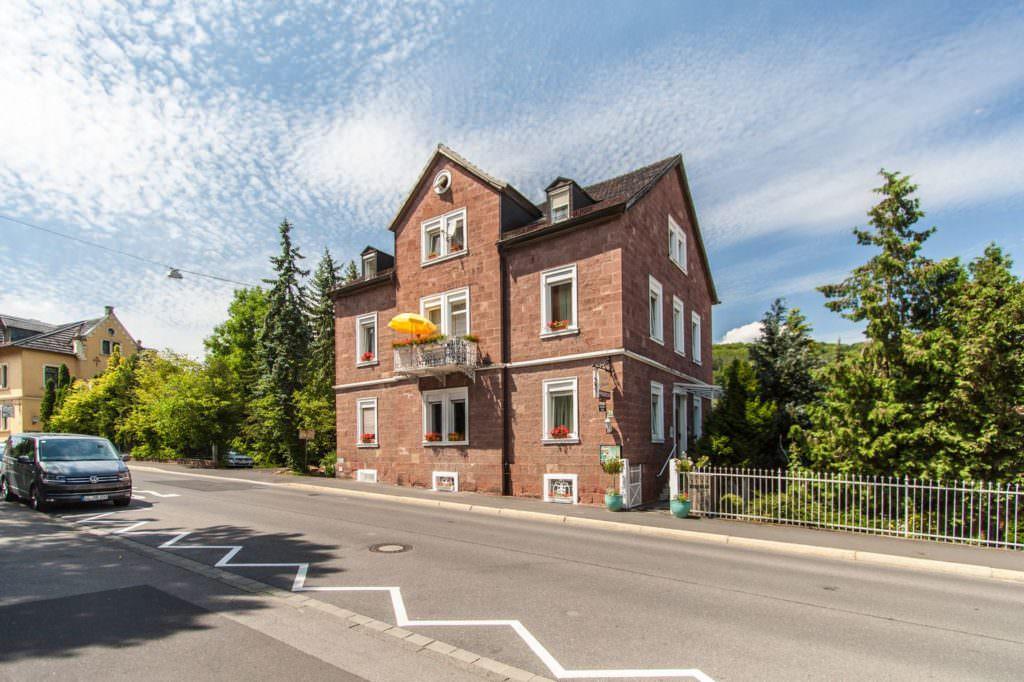 Pension Villa Amber, Monteurzimmer in Bad Kissingen bei Gochsheim