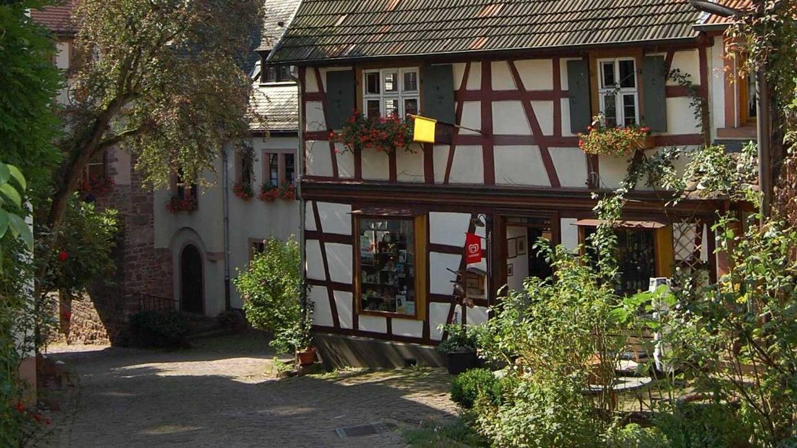 NaturKultur  Stumpf, Pension in Neunkirchen (Baden) bei Lobbach
