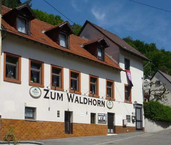 & Restaurant Zum Waldhorn, Pension in Heidelberg bei Lobbach
