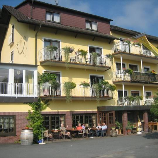 Landgasthof Raubacher-Höhe, Pension in Rothenberg