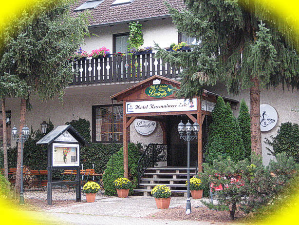 Kurmainzer-Eck, Pension in Duderstadt bei Pöhlde