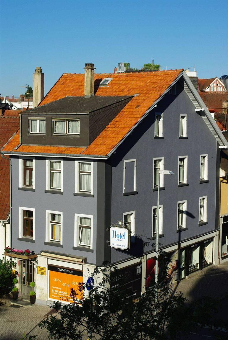 Graf , Pension in Konstanz