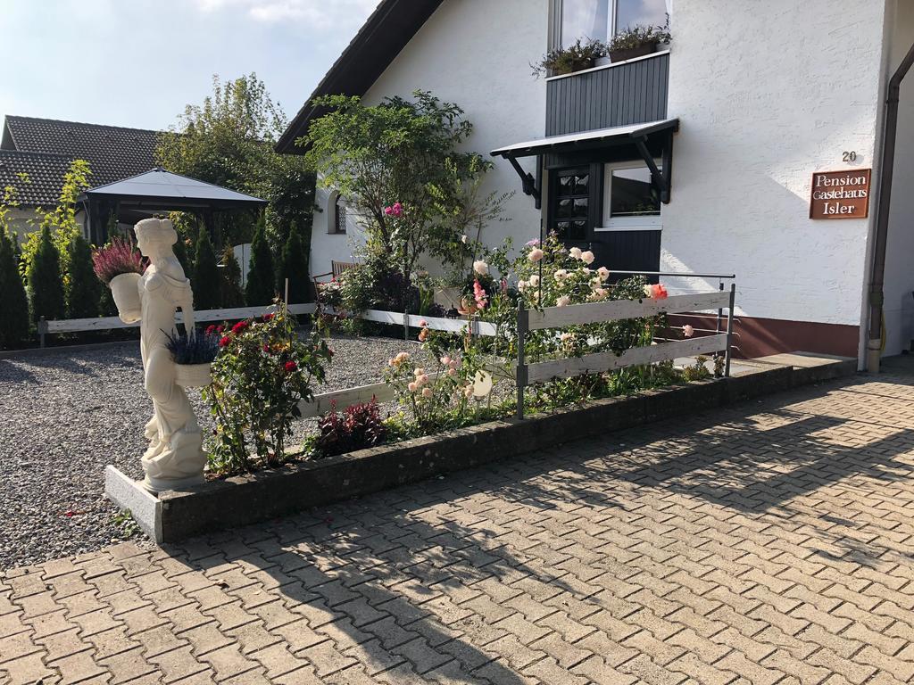 Gästehaus Isler, Monteurzimmer in Leutkirch bei Erolzheim