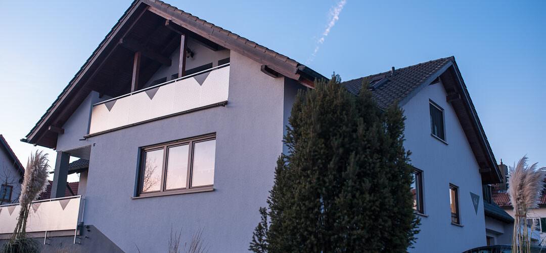 Ferienwohnungen Steigerwaldblick , Pension in Knetzgau bei Donnersdorf