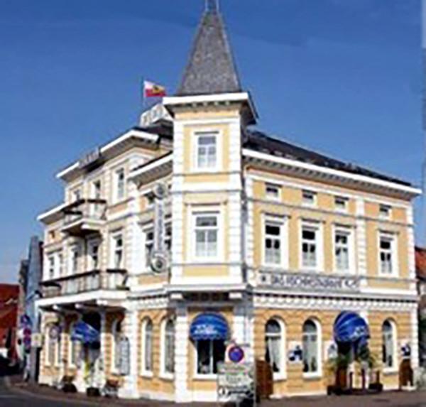 Cuxhaven: City-Hotel Hohenzollernhof