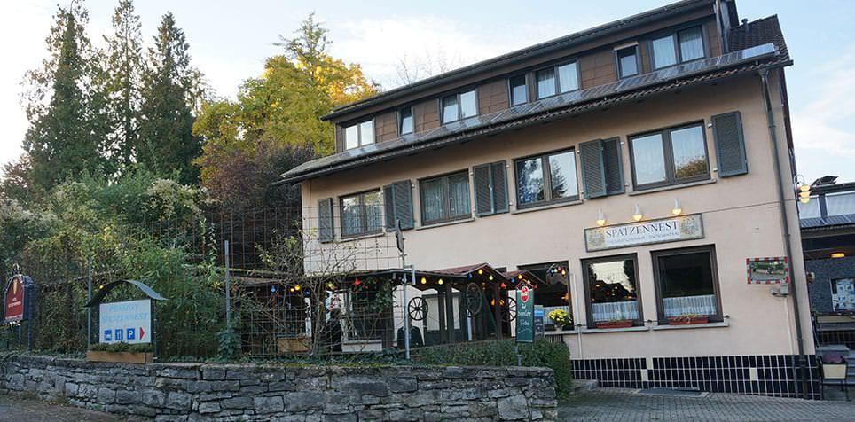Pension und Gaststätte Spatzennest, Monteurzimmer in Bad Rappenau bei Heilbronn