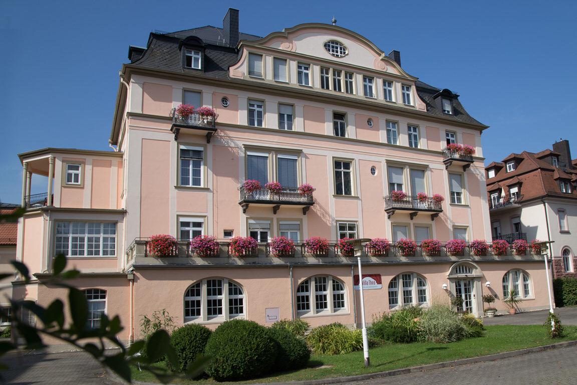 Villa Thea – Kur-Hotel am Rosengarten, Hotel in Bad Kissingen bei Gochsheim