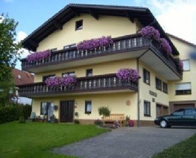 Privatpension und Ferienwohnungen am Limespfad, Monteurzimmer in Hesseneck bei Miltenberg