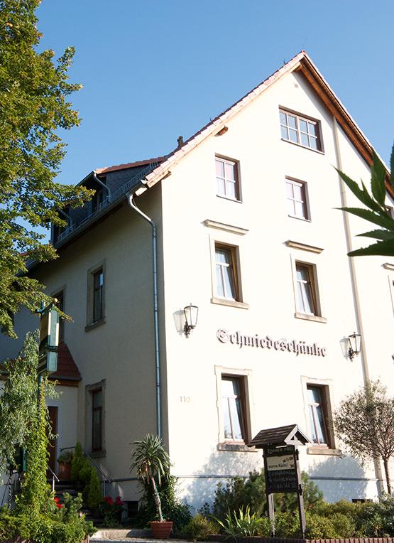 Pension Gaststätte Schmiedeschänke, Pension in Dresden-Klotzsche bei Radeburg