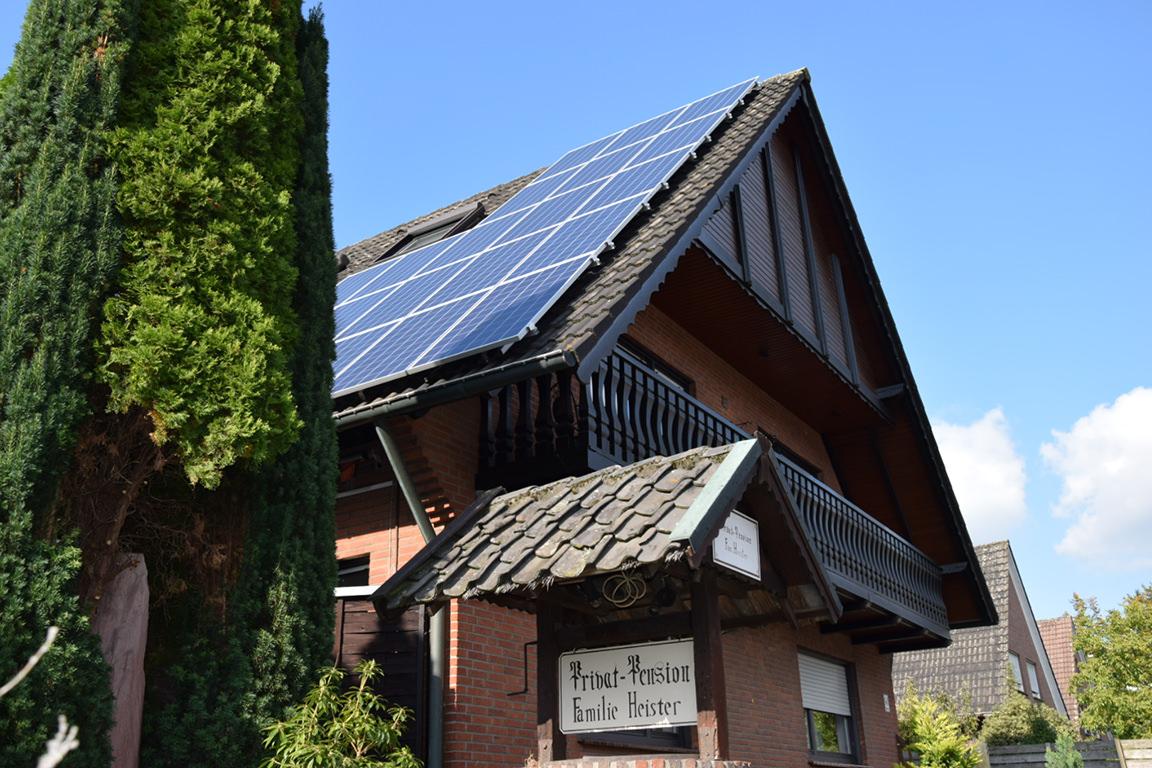 Isselburg-Anholt: Privatpension Heister