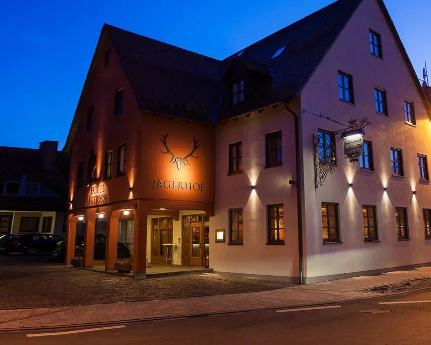 HOTEL & RESTAURANT | JÄGERHOF, Hotel in Weisendorf bei Erlangen