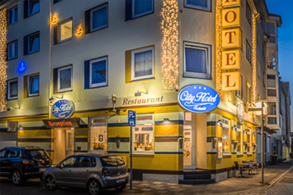 City-, Pension in Bremerhaven