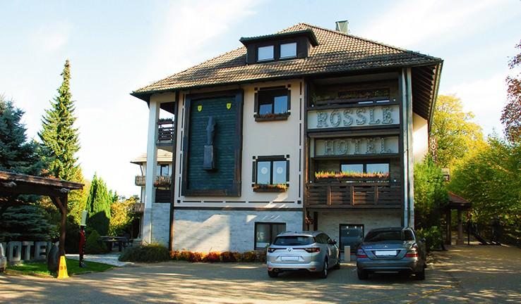 Hotel Restaurant Rössle in Dobel, Hotel in Dobel bei Karlsruhe