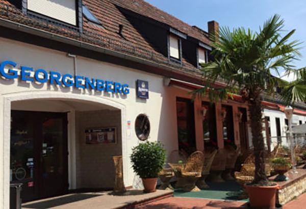 Georgenberg, Pension in Spremberg bei Laubst
