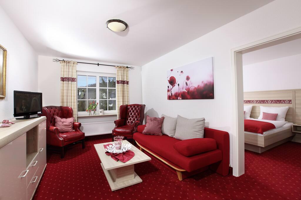 Olsberg: Hotel Garni Dorfkammer