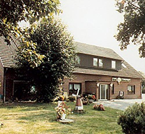Uthlede: Gästehaus Würger