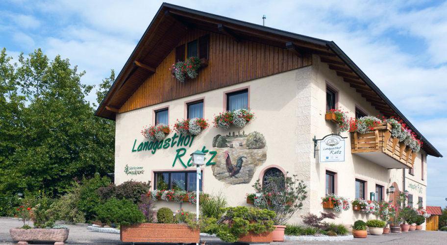 Landgasthof Ratz, Pension in Rheinau bei Flughafen Karlsruhe / Baden-Baden