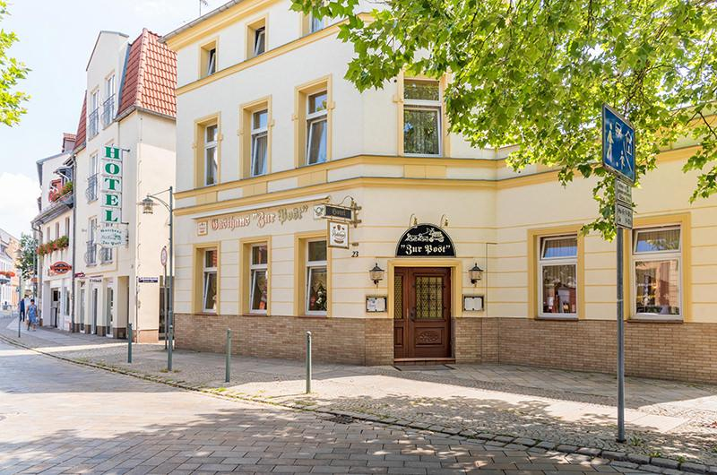 Spremberg: Hotel Zur Post