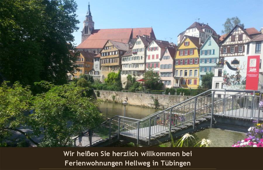 Ferienwohnungen Hellweg, Ferienwohnung in Tübingen bei Stuttgart