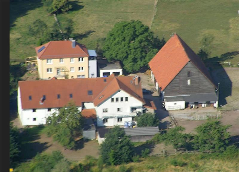 Felsberg: Pension Altenburg bis 28 Personen