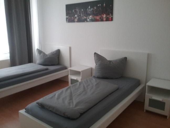 Zimmer bei Sachsenhousing