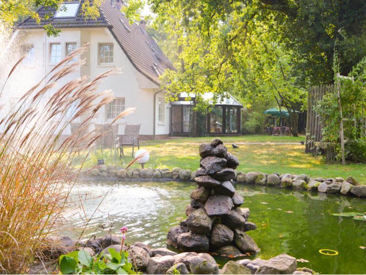Wildeshausen: Hotel Landhaus am Fillerberg