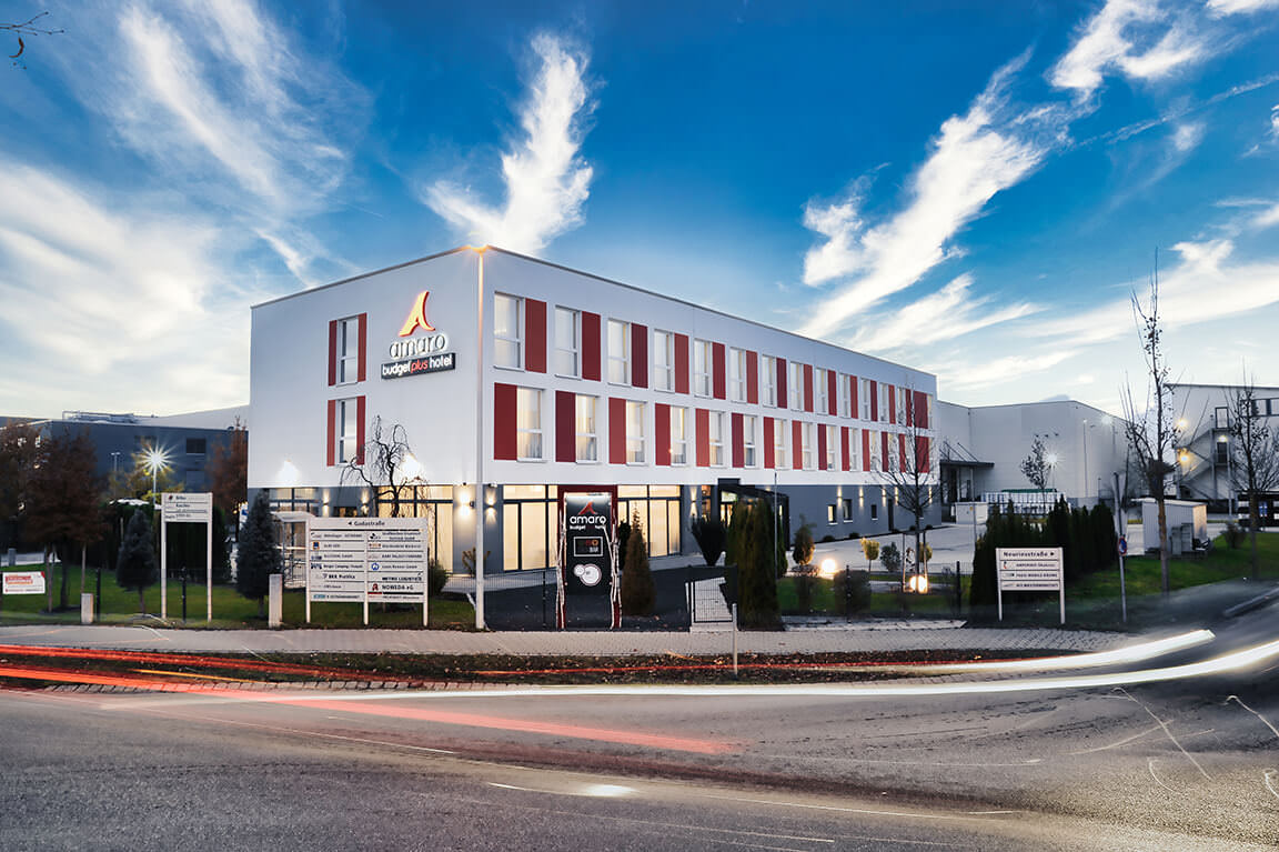 AGORA  GmbH  Amaro, Pension in Bergkirchen bei Karlsfeld
