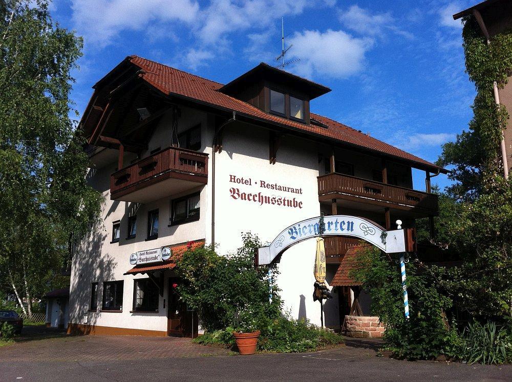 Goldbach: Hotel Bleisteinmühle/Bacchusstube