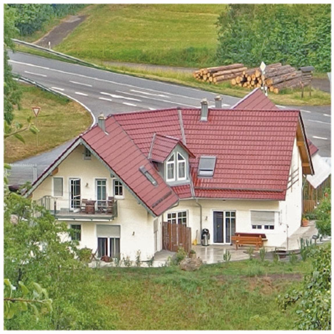 Sulzbach: Ferienwohnungen Fischbachhof