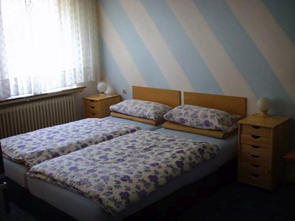 Bremen-Peterswerder: Hotel Garni Pension Weidmann