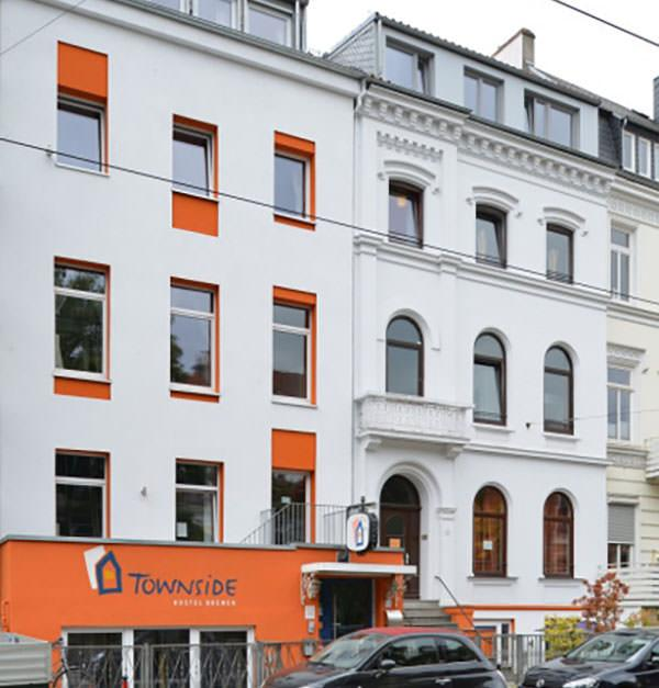 Townside Hostel Bremen in Bremen