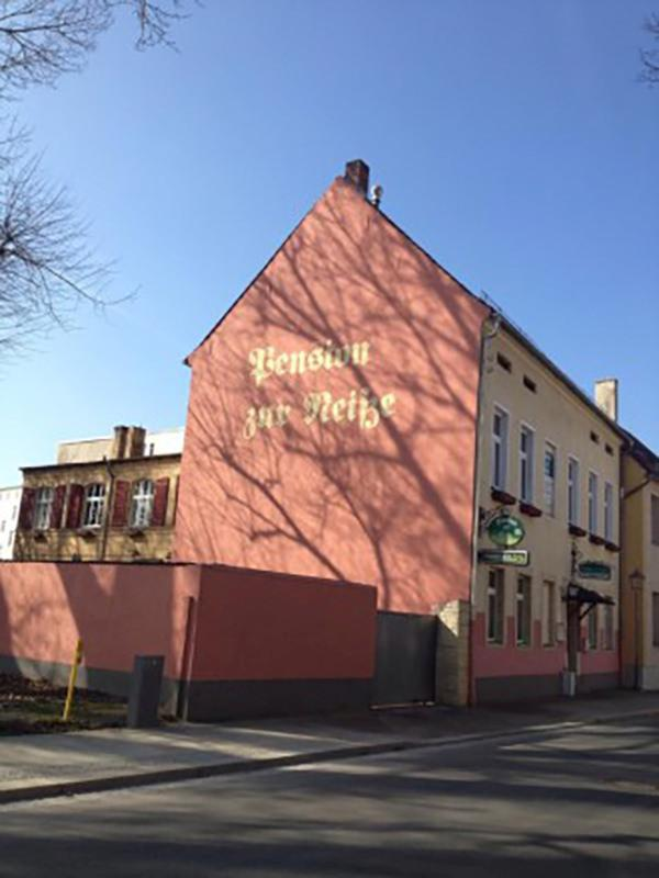 Hotel Pension Zur Neiße Garni, Hotel in Guben bei Cottbus