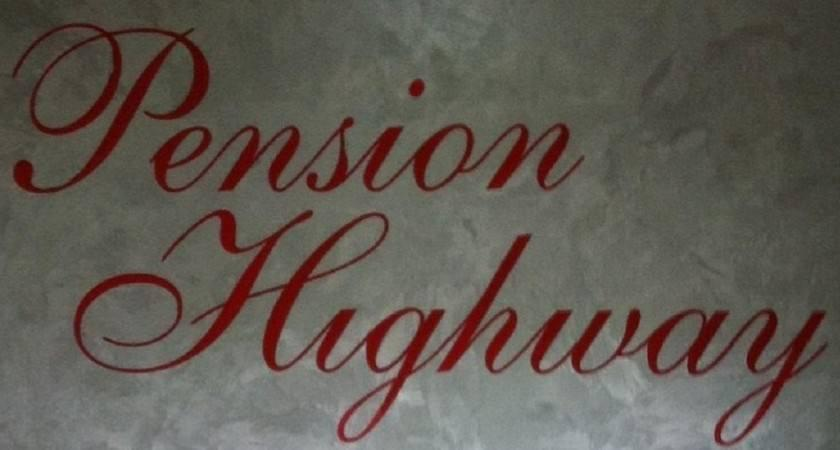 Bielefeld: Pension Highway