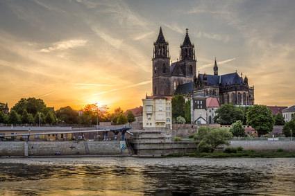 Magdeburg (Sachsen-Anhalt, Deutschland)