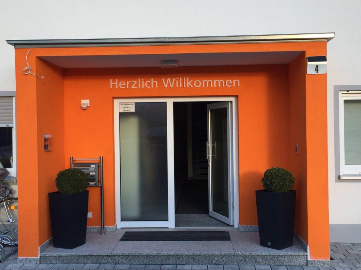 Röttenbach: Gästehaus Boardinghaus Modern Living